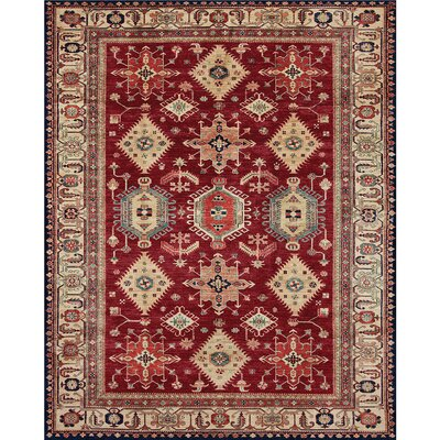 Richfield Ruby Indoor/Outdoor Area Rug Rug Size: 8 x 10
