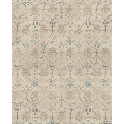 Leyla Creme Indoor/Outdoor Area Rug Rug Size: 8 x 10