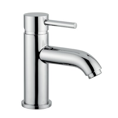 Novara Single Handle Surface Mount Bathroom Sink Faucet