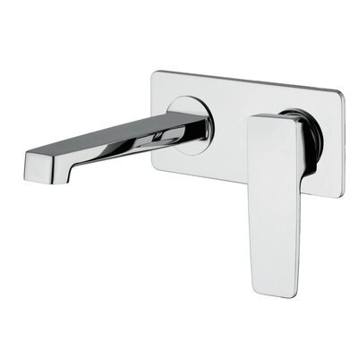 Carpi Single Handle Wall Mount Sink Faucet