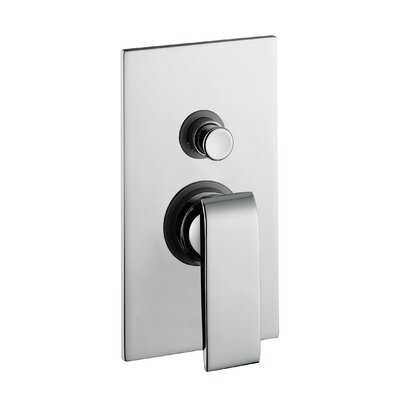 Amalfi Wall Mounted Concealed Shower Mixer with Diverter