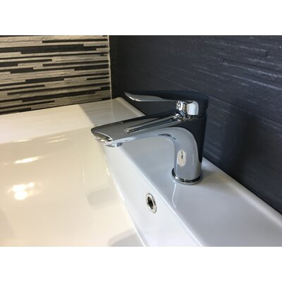 Verona Single Handle Bathroom Faucet