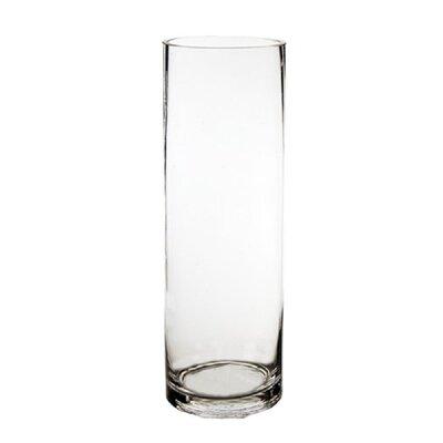 Glass Cylinder Wedding Vase GCY055/16-6P