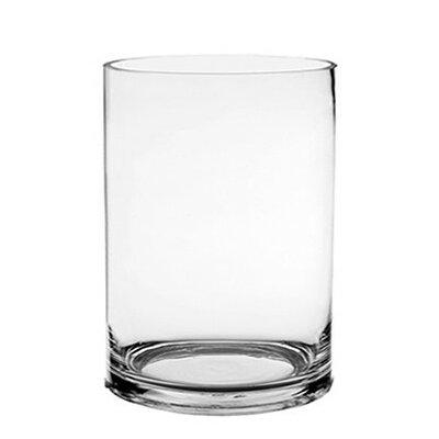 Glass Cylinder Vase GCY055/07-12P