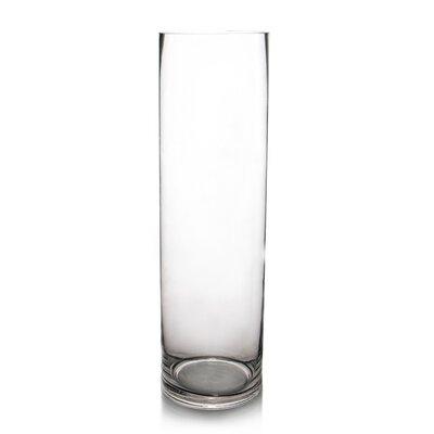 Glass Cylinder Vase GCY010/14-6P