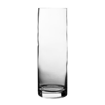 Glass Cylinder Vase GCY010/12-12P