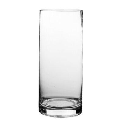 Glass Cylinder Vase GCY010/09-12P