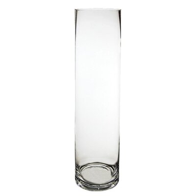 Glass Cylinder Wedding Vase GCY055/20-6P