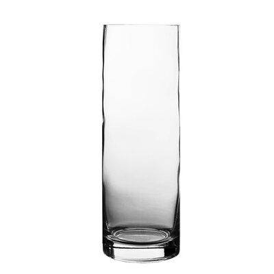 Glass Cylinder Vase GCY010/16-6P