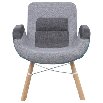 Milwood Block Armchair