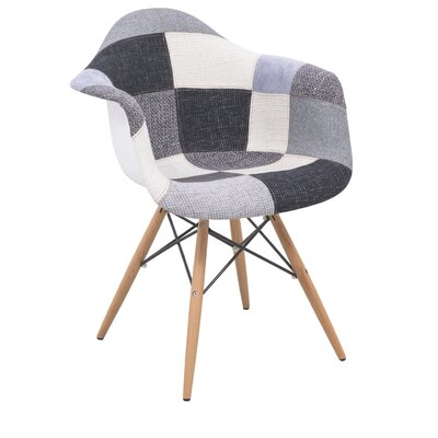 Bullsbrook Plaid Accent Armchair