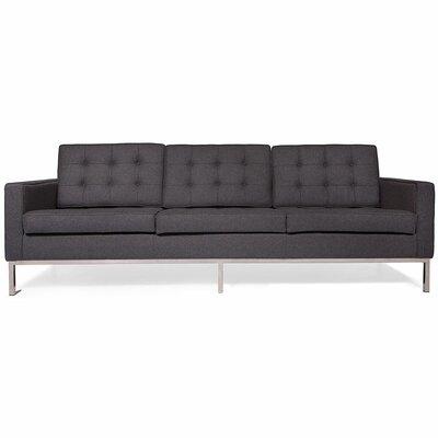 Lorane Sofa Upholstery: Dark Gray