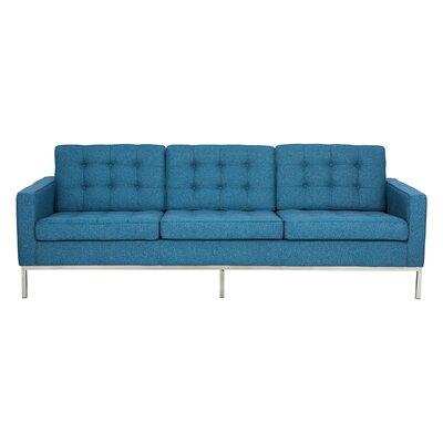 Lorane Sofa Upholstery: Blue