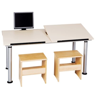 Select Adaptable Drafting Table Product Photo
