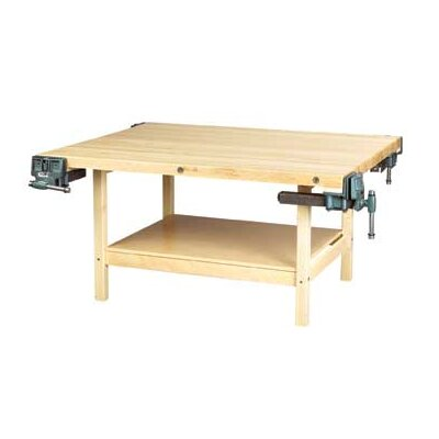 Diversified Woodcrafts Two Station Workbench at Sears.com
