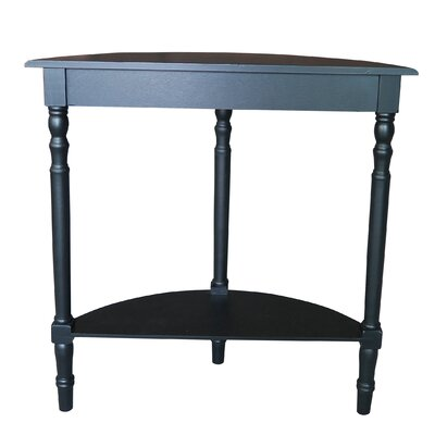 Salem End Table Color: Black