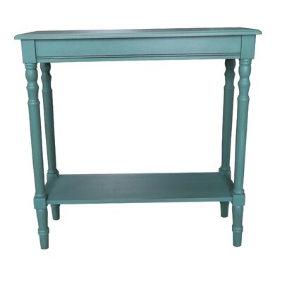 Newport End Table Finish: Teal
