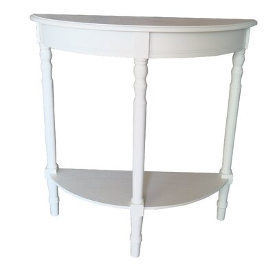 Salem End Table Color: Cream