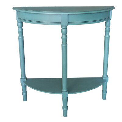 Salem End Table Finish: Teal