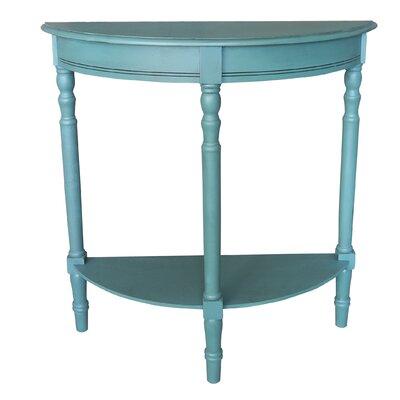 Salem End Table Color: Teal