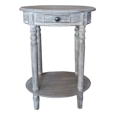 Woodbury End Table Finish: Winter Melody