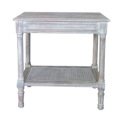 Jamestown End Table Finish: Winter Melody