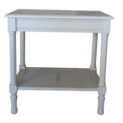 Jamestown End Table Finish: Gray