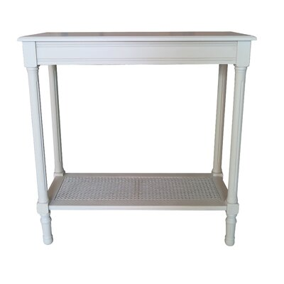 Alexandria End Table Finish: Gray