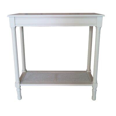 Alexandria End Table Color: Gray