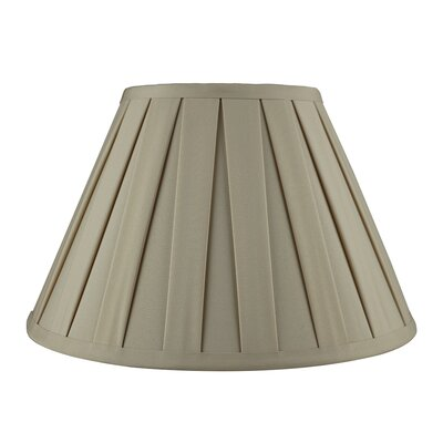 Softback 12 Faux Silk Empire Lamp Shade Color: Tan
