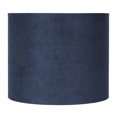 Classic 12 Suede Drum Lamp Shade