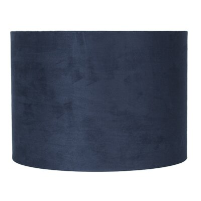 Classic 14 Suede Drum Lamp Shade