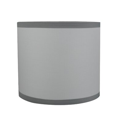 Classic 8 Cotton Drum Lamp Shade