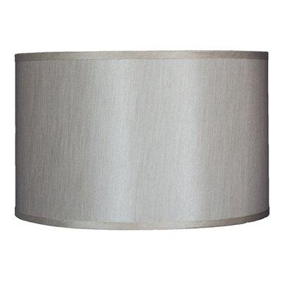 """Classic 16"""" Faux Silk Drum Lamp Shade SH-1101296-Champ"""