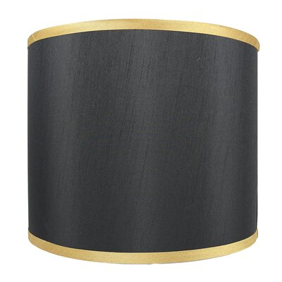 Classic 10 Silk Drum Lamp Shade