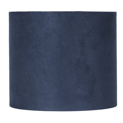 Classic 8 Suede Drum Lamp Shade