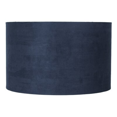 Classic 16 Suede Drum Lamp Shade