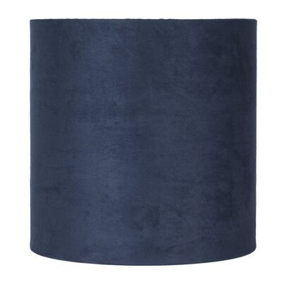 Classic 10 Suede Drum Lamp Shade