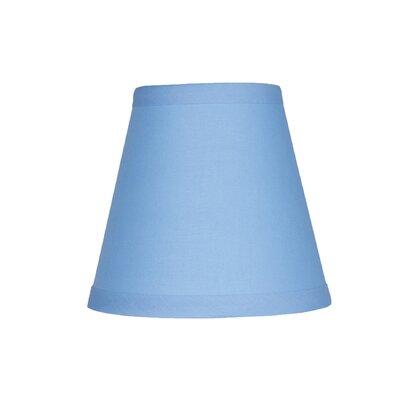 5 Cotton Empire Clip-on Candelabra Shade Color: Baby Blue