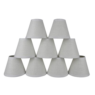 6 Paper Empire Lamp Shade