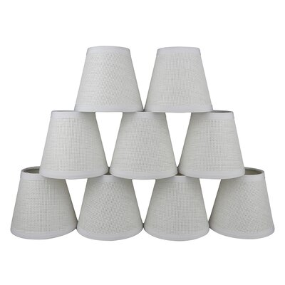 5 Paper Empire Candelabra Shade
