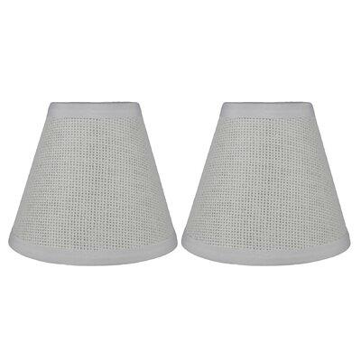 6 Paper Hardback Empire Lamp Shade