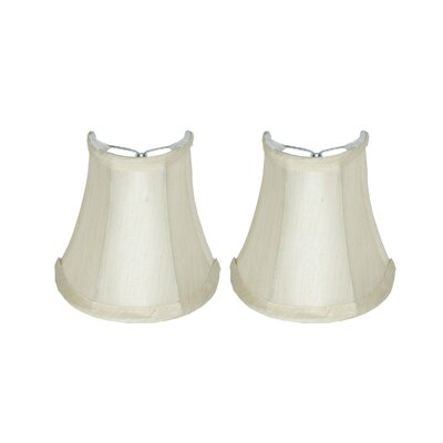 Half 5 Bell Wall Sconce Shade Color: Cream