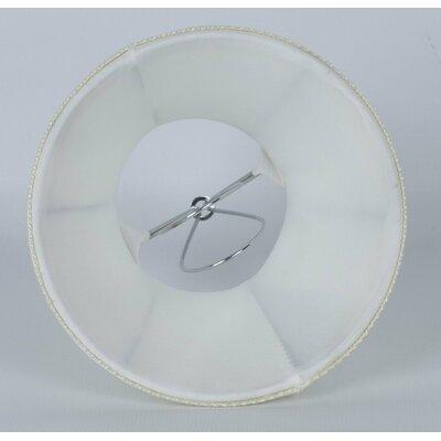 Lace Trim 5 Silk Bell Candelabra Shade