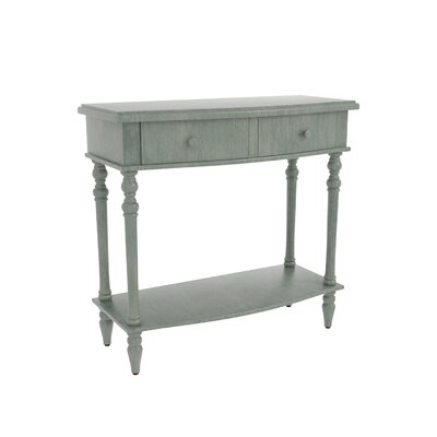 Claflin Accent End Table Color: Dark Green
