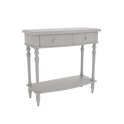 Claflin Accent End Table Finish: Gray