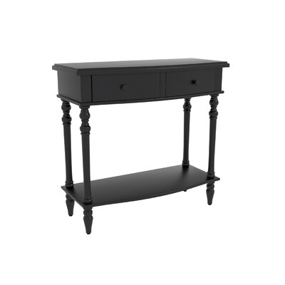 Claflin Accent End Table Finish: Black