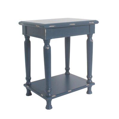 Ashford Accent End Table Color: Blue