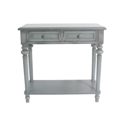 Cedarvale Accent End Table Color: Dark Green