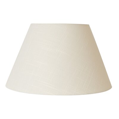 Downbridge Uno-Fitter 12 Linen Empire Lamp Shade